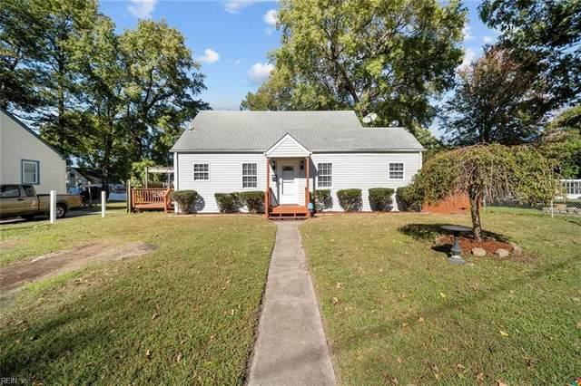 3514 Brighton St, Portsmouth, VA 23707 (#10349822) :: Berkshire Hathaway HomeServices Towne Realty