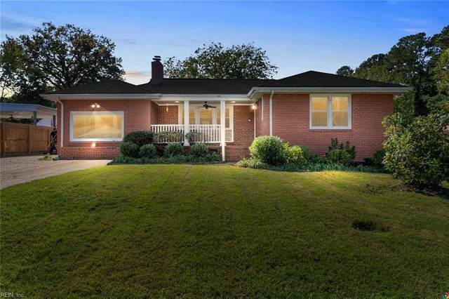 331 Saunders Dr, Portsmouth, VA 23701 (#10349834) :: Berkshire Hathaway HomeServices Towne Realty