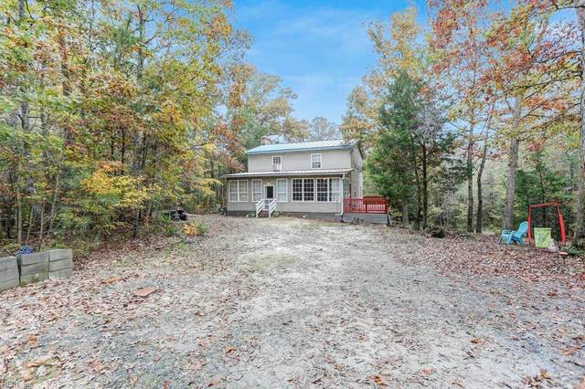 1654 Farley Park Rd, Middlesex County, VA 23032 (#10349843) :: Momentum Real Estate