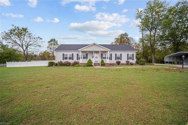 29439 Hunters Point Rd, Southampton County, VA 23837 (#10349869) :: Crescas Real Estate