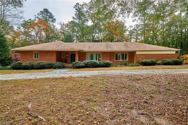 26254 Cross Keys Rd, Southampton County, VA 23837 (#10349875) :: Crescas Real Estate