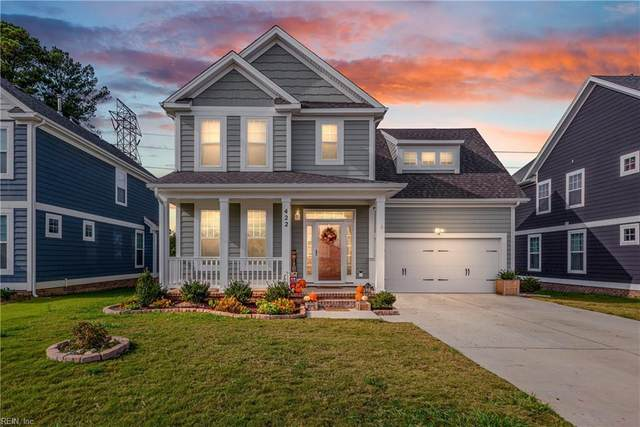 422 Terrywood Dr, Suffolk, VA 23434 (#10349878) :: Rocket Real Estate