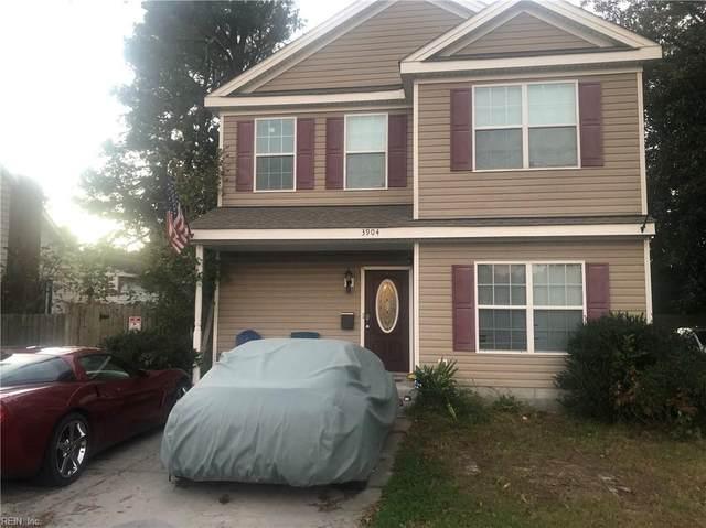 3904 Deep Creek Blvd, Portsmouth, VA 23702 (#10349955) :: Rocket Real Estate