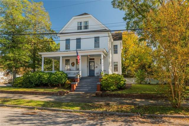 103 Riverview Ave, Portsmouth, VA 23704 (#10349964) :: Encompass Real Estate Solutions