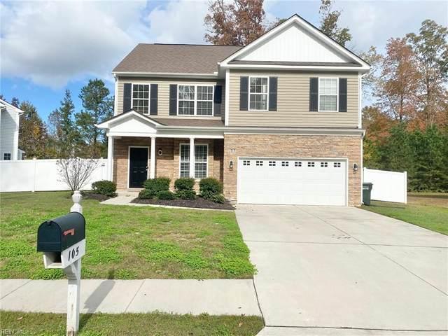 105 Seasons Walk Ct, York County, VA 23692 (#10350011) :: Berkshire Hathaway HomeServices Towne Realty