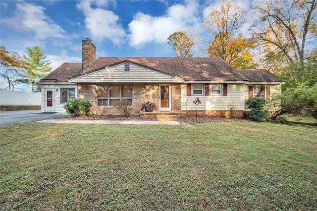 23319 Jay St, Southampton County, VA 23851 (#10350027) :: Berkshire Hathaway HomeServices Towne Realty