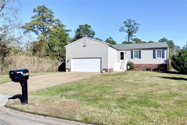 1319 Poquoson Ave, Poquoson, VA 23662 (#10350031) :: Berkshire Hathaway HomeServices Towne Realty
