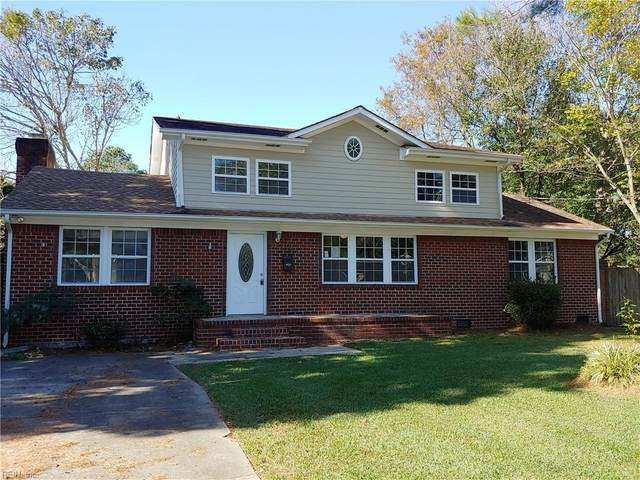 1069 Baker Rd, Virginia Beach, VA 23455 (#10350044) :: Avalon Real Estate