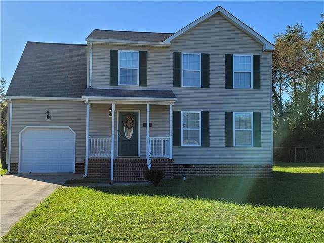 703 Ellington Ave, Hampton, VA 23661 (#10350088) :: Berkshire Hathaway HomeServices Towne Realty