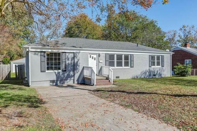 1806 Broadstreet Rd, Hampton, VA 23666 (#10350163) :: Berkshire Hathaway HomeServices Towne Realty