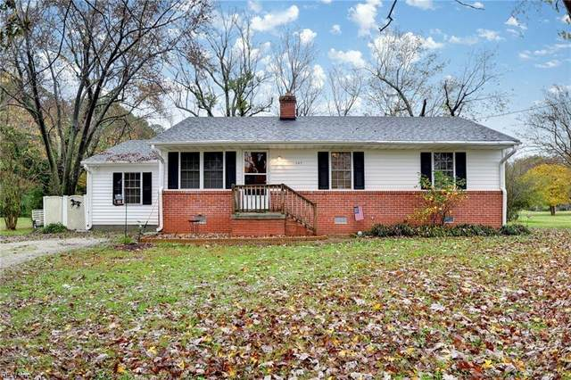 126 Skimino Rd, York County, VA 23188 (#10350179) :: Atlantic Sotheby's International Realty