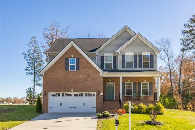 7803 Sedge Dr, New Kent County, VA 23124 (#10350190) :: Atkinson Realty