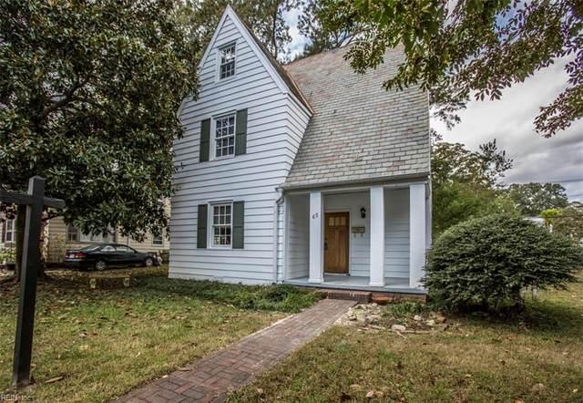 65 Post St, Newport News, VA 23601 (#10350225) :: Berkshire Hathaway HomeServices Towne Realty