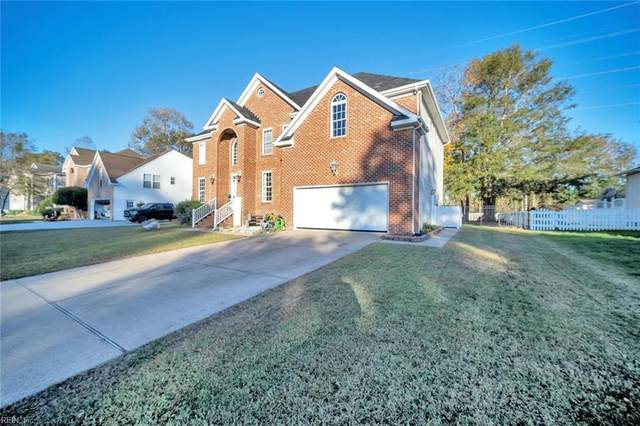 1436 Clearwater Ln, Chesapeake, VA 23322 (#10350233) :: Atkinson Realty