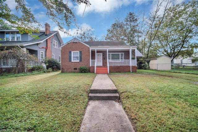 213 Nansemond Ave, Suffolk, VA 23434 (#10350234) :: Avalon Real Estate