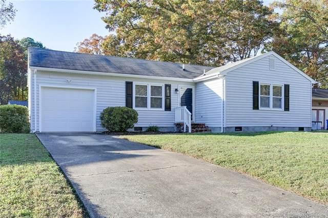 285 Sanlin Dr, Newport News, VA 23602 (#10350237) :: Rocket Real Estate