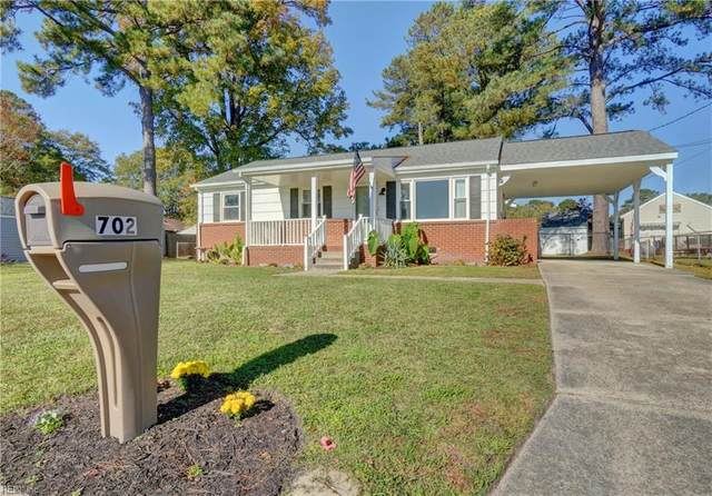 702 Susan St, Portsmouth, VA 23701 (#10350241) :: Tom Milan Team