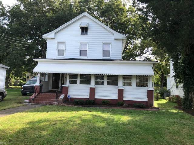10 Woodland Rd, Hampton, VA 23663 (#10350245) :: Kristie Weaver, REALTOR