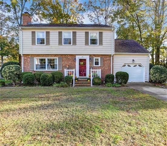 461 Harcourt Pl, Newport News, VA 23602 (#10350266) :: Encompass Real Estate Solutions
