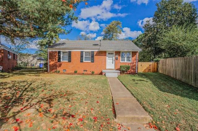 6424 Garland Cir, Norfolk, VA 23509 (#10350271) :: Kristie Weaver, REALTOR