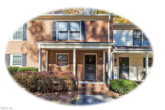 1184 Jamestown Rd #41, Williamsburg, VA 23185 (#10350277) :: Berkshire Hathaway HomeServices Towne Realty