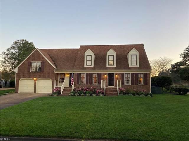 2461 Haversham Cls, Virginia Beach, VA 23454 (#10350327) :: Crescas Real Estate