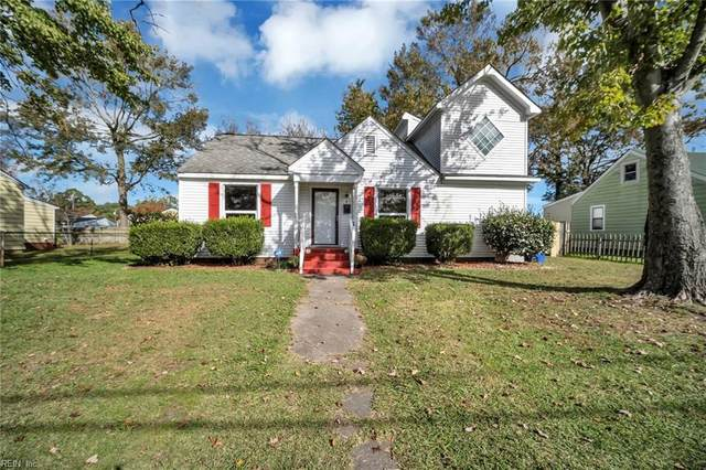 11 Loxley Rd, Portsmouth, VA 23702 (#10350334) :: The Kris Weaver Real Estate Team