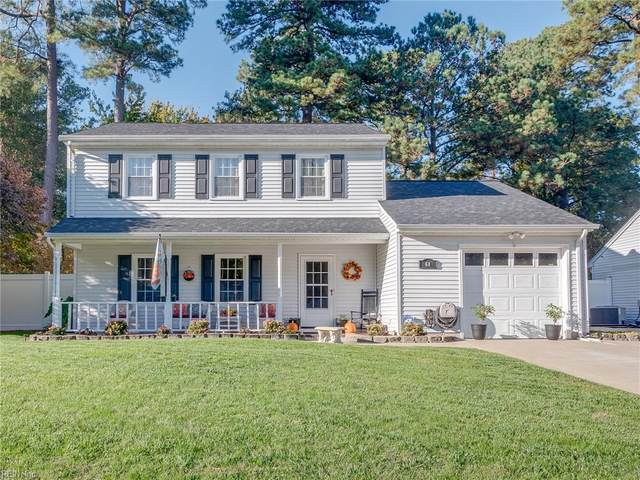 68 Sandy Lake Dr, Hampton, VA 23666 (#10350335) :: Community Partner Group