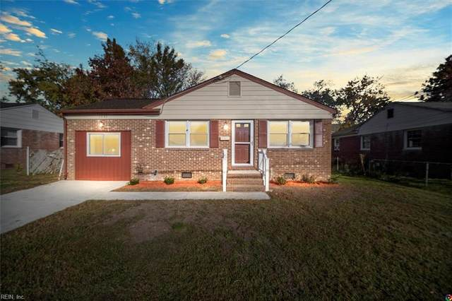 1543 Grove St, Hampton, VA 23664 (#10350370) :: Kristie Weaver, REALTOR