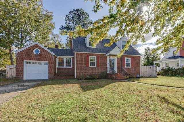 4018 Catesby Jones Dr, Hampton, VA 23669 (#10350393) :: Community Partner Group
