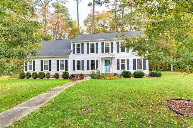 4 Gordon Dr, Poquoson, VA 23662 (#10350453) :: Gold Team VA