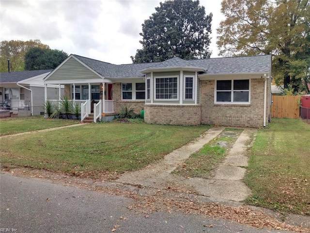 2437 Kennon Ave, Norfolk, VA 23513 (#10350463) :: Berkshire Hathaway HomeServices Towne Realty