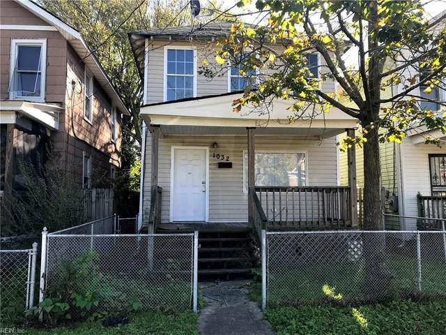 1032 33rd St, Newport News, VA 23607 (#10350485) :: Avalon Real Estate