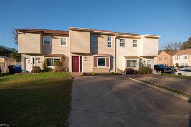 1502 Hill Meadow Ct, Virginia Beach, VA 23454 (#10350495) :: Atkinson Realty