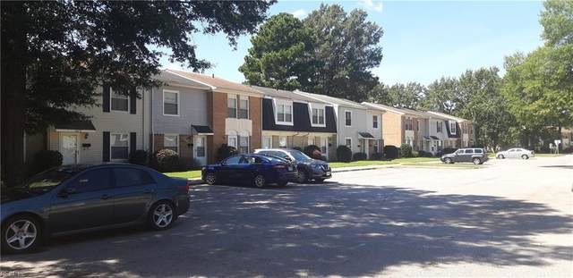 4624 Greenwood Dr, Portsmouth, VA 23701 (#10350500) :: Atkinson Realty
