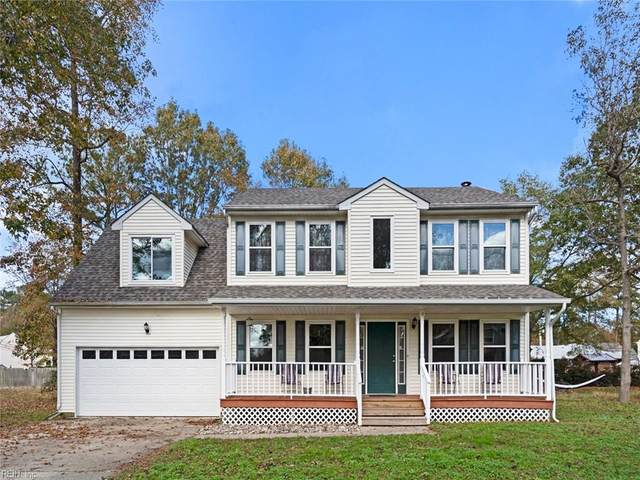 4412 Ellington Ave, Suffolk, VA 23435 (#10350507) :: Kristie Weaver, REALTOR