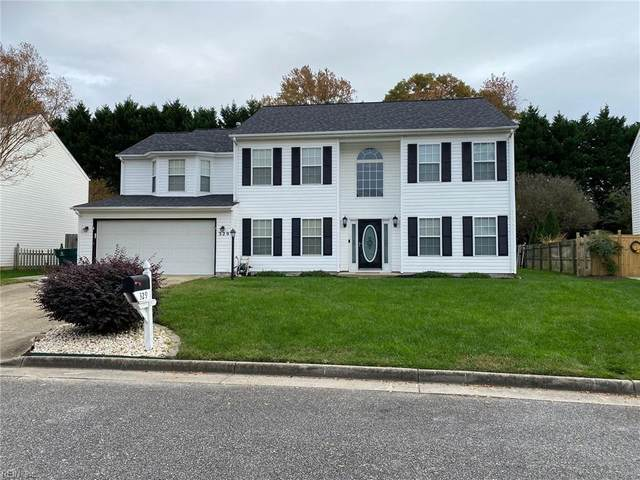 329 Peach Tree Cres, Newport News, VA 23602 (#10350535) :: Avalon Real Estate