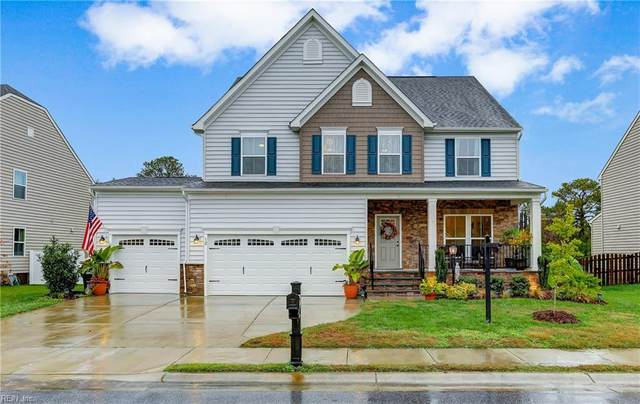 12 Pickins Dr, Poquoson, VA 23662 (#10350545) :: Berkshire Hathaway HomeServices Towne Realty