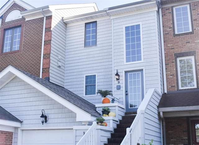 9 Mainsail Dr #1, Hampton, VA 23664 (MLS #10350546) :: AtCoastal Realty