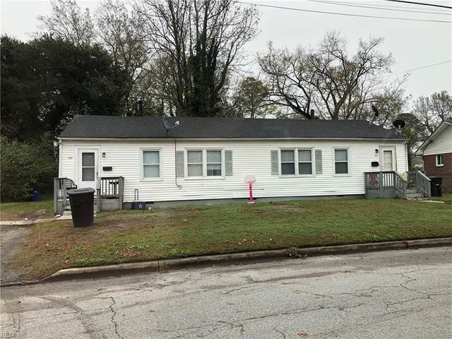 411 Carver Cir, Portsmouth, VA 23701 (#10350552) :: Judy Reed Realty