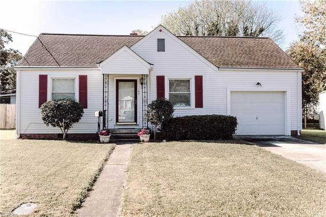 109 Fairview Cir N, Portsmouth, VA 23702 (#10350565) :: The Kris Weaver Real Estate Team