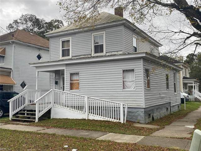 201 Central Ave, Suffolk, VA 23435 (#10350580) :: Abbitt Realty Co.