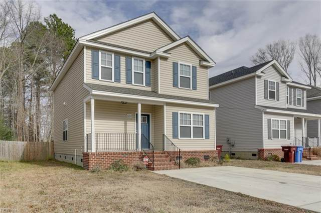 121 Welch Ln A, Chesapeake, VA 23320 (#10350613) :: Seaside Realty