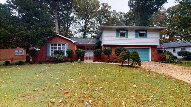 217 Hankins Dr, Hampton, VA 23669 (#10350618) :: Avalon Real Estate