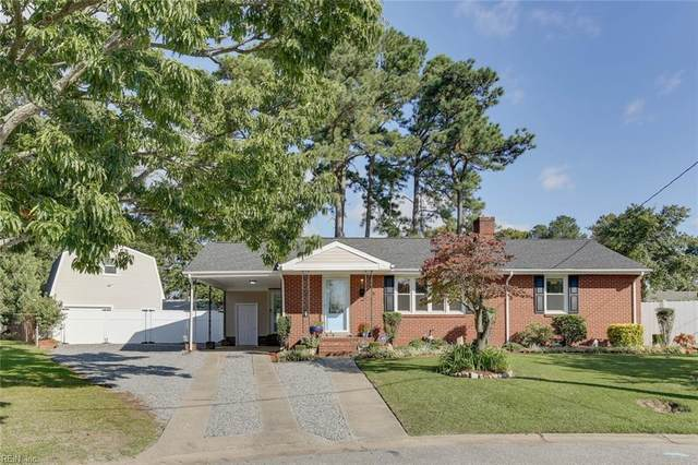4 Rivercrest Ct, Portsmouth, VA 23701 (#10350620) :: Atlantic Sotheby's International Realty