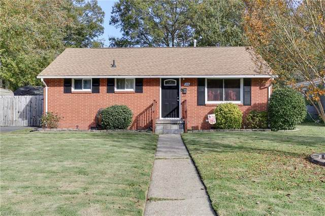 314 Cynthia Dr, Hampton, VA 23666 (#10350653) :: Community Partner Group