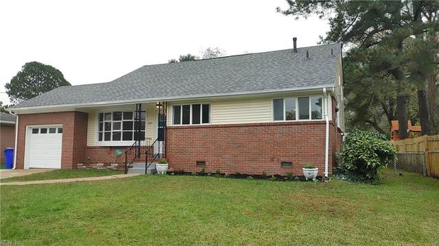 5517 Berry Hill Rd, Norfolk, VA 23502 (#10350678) :: Verian Realty
