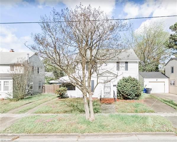 53 Gillis Rd, Portsmouth, VA 23702 (#10350703) :: Atkinson Realty