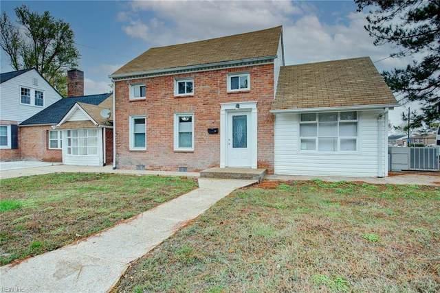 18 Langston Blvd, Hampton, VA 23666 (#10350746) :: Berkshire Hathaway HomeServices Towne Realty