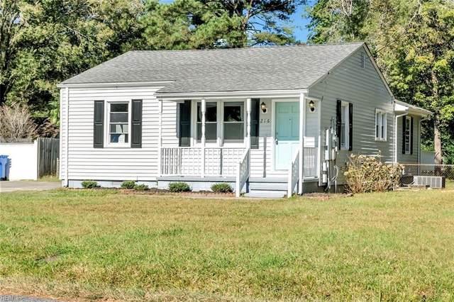 216 Marion Dr, Chesapeake, VA 23322 (#10350759) :: Community Partner Group